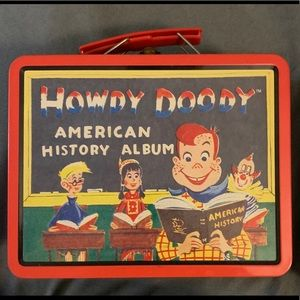 Howdy Doody Vintage Second generation lunchbox